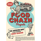 Food Chain Magnate - Board Game - The Dice Owl