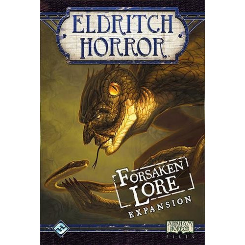 Forsaken Lore Eldritch Horror - The Dice Owl
