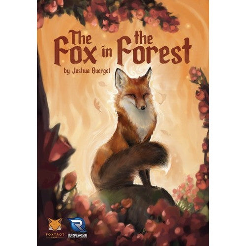 Fox in the forest - Board Game - The dice Owl