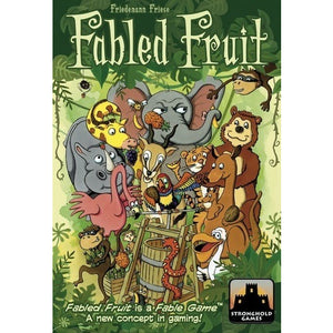 Fabled Fruit - Board Game - The Dice Owl