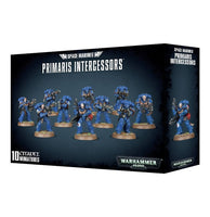 Games Workshop: Warhammer 40,000 - Primaris Intercessors
