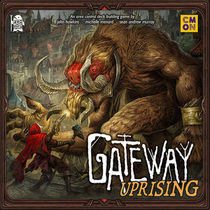 Gateway: Uprising - The Dice Owl