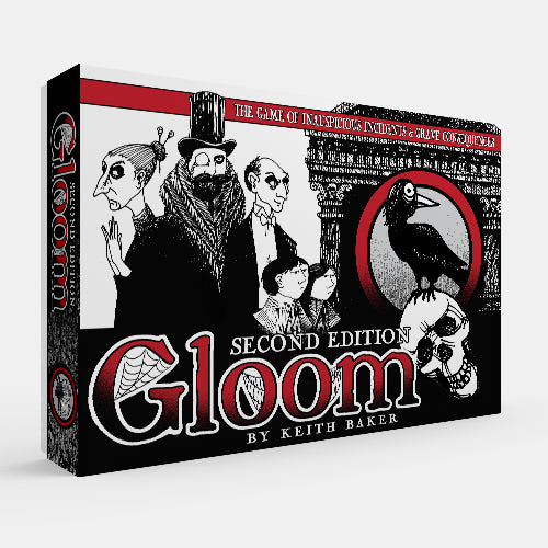 Gloom 2nd Edition - The Dice Owl