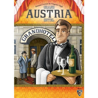 Grand Austria Hotel - Board Game - The Dice Owl