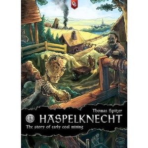 Haspelknecht - Board Game - The Dice Owl
