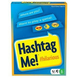 Hashtag Me! - Board Game - The Dice Owl