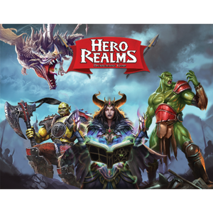 Hero Realms - Board Game - The Dice Owl