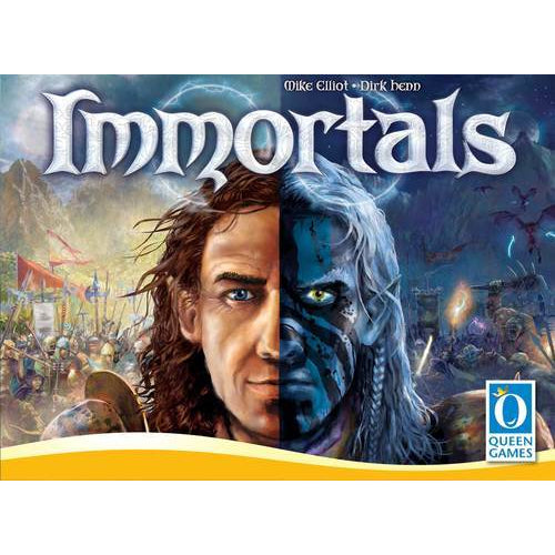Immortals - The Dice Owl