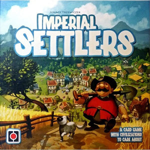 Imperial Settlers - Board Game - The Dice Owl