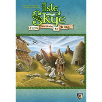 Isle of Skye - Board Game - The Dice Owl