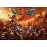 Kemet - Board Game - The Dice Owl