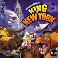 King of New York - Board Game - The Dice Owl