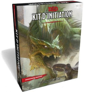 Donjons & Dragons 5e Éd. - Kit d'Initiation (FR)