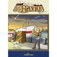 Le Havre - Board Game - The Dice Owl
