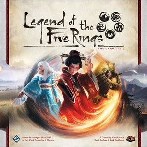 Legend of the Five Rings: The Card Game - The Dice Owl