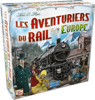 Aventuriers du Rail: Europe (FR) (Précommande) - Board Game - The Dice Owl