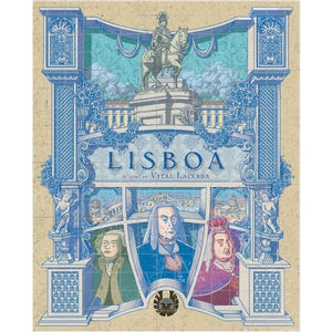 Lisboa - Board Game - The Dice Owl