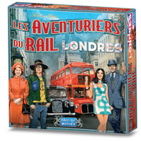 Aventuriers du Rail Express: Londres  - The Dice Owl