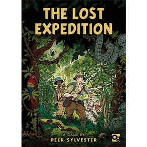 The Lost Expedition - Board Game - The Dice Owl