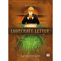 Lovecraft Letter - The Dice Owl