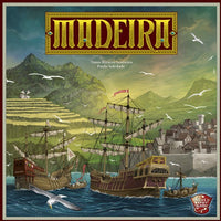Madeira - Board Game - The Dice Owl