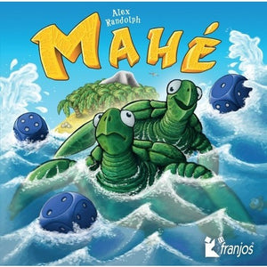Mahé - Board Game - The Dice Owl