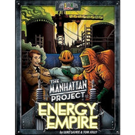The Manhattan Project: Energy Empire - Board Game - The Dice Owl