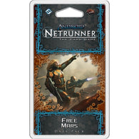 Android: Netrunner – Free Mars - Board Game - The Dice Owl