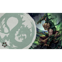 Legend of the Five Rings: Master of the High House of Light Playmat