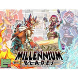Millennium Blades - Board Game - The Dice Owl