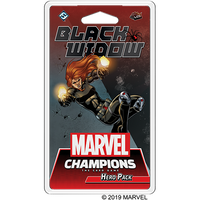Marvel Champions: The Card Game – Black Widow Hero Pack (Pre-Order)
