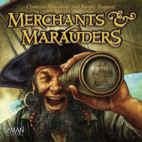 Merchants & Marauders - Board Game - The Dice Owl