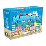 Minivilles [FR] - Board Game - The Dice Owl
