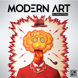 Modern Art - Board Game - The Dice Owl