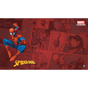 Marvel Champions: Spider-Man Game Mat (Pre-Order)