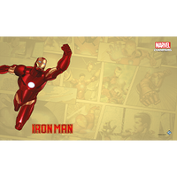 Marvel Champions: Iron Man Game Mat (Pre-Order)