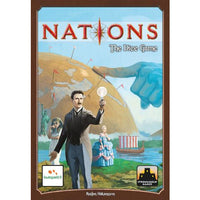 Nations: The Dice Game - The Dice Owl