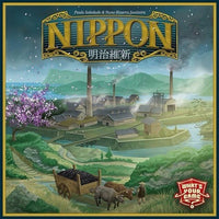 Nippon - Board Game - The Dice Owl