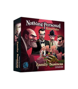 Nothing Personal: Family Business  - the dice owl