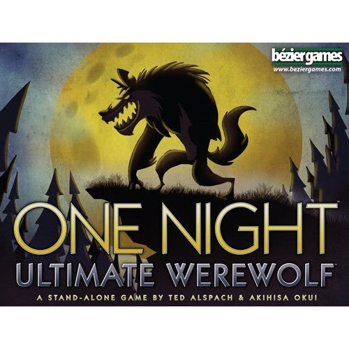 One Night Ultimate Werewolf - Board Game - The Dice Owl