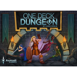One Deck Dungeon - The Dice Owl