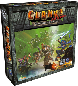 Clank! Dans l'espace! (FR) - Board Game - The Dice Owl