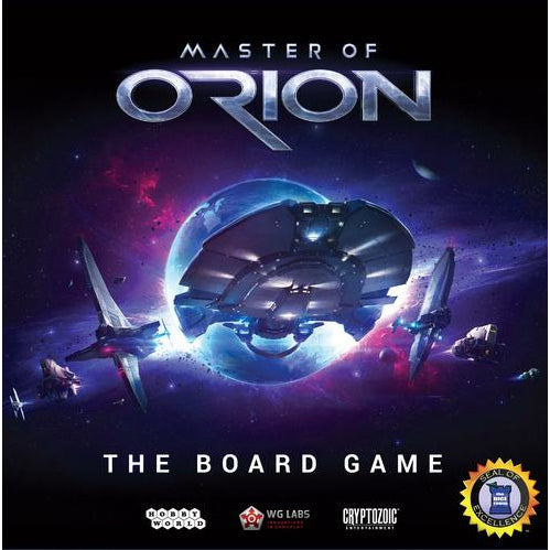 Master of Orion: The Board Game - The Dice Owl
