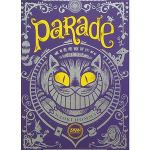 Parade - Board Game - The Dice Owl