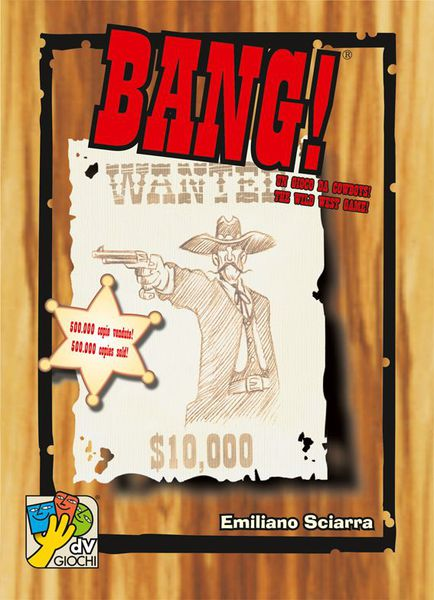 BANG! (FR) (Pre-Order) - Board Game - The Dice Owl