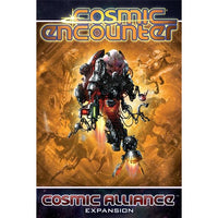 Cosmic Encounter: Cosmic Alliance - Board Game - The Dice Owl