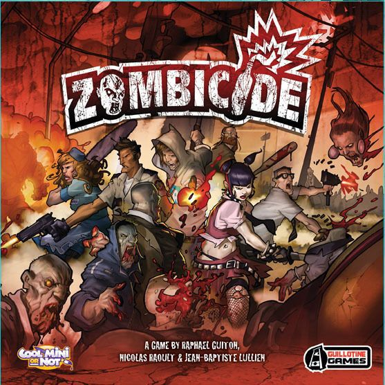 Zombicide - The Dice Owl