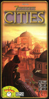 7 Wonders: Cities (FR) - Board Game - The Dice Owl