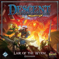 Descent: Lair of the Wyrm - Board Game - The Dice Owl