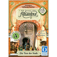 Alhambra: The City Gates - Board Game - The Dice Owl